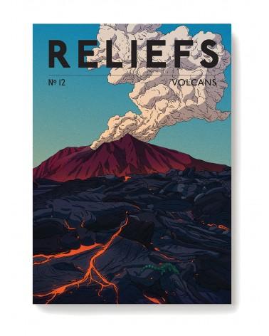 REVUE VOLCANS RELIEFS EDITIONS