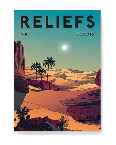 REVUE DÉSERTS RELIEFS EDITIONS