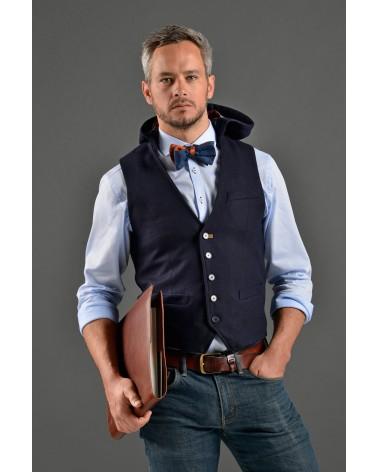 Gilet costume homme marine TOM CLIPPERTOWN®