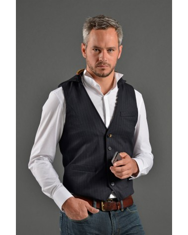 Gilet costume rayures TOM CLIPPERTOWN®