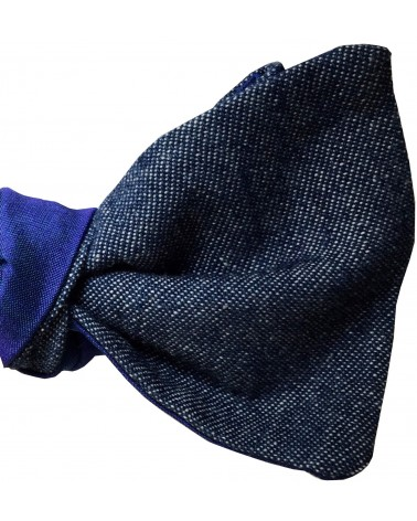 Noeud Papillon bleu TOM CLIPPERTOWN®
