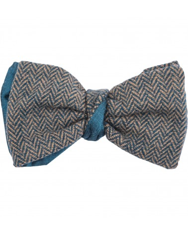 Noeud Papillon tweed TOM CLIPPERTOWN®