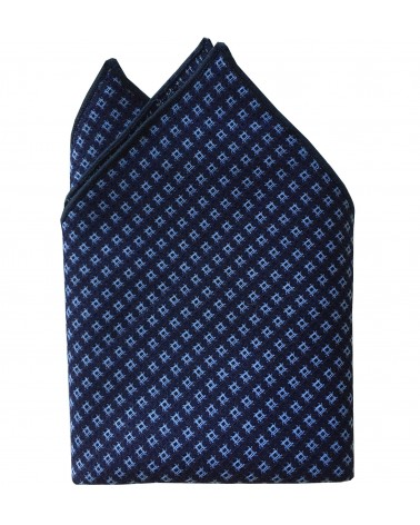 Pochette costume imprimé bleu TOM CLIPPERTOWN®