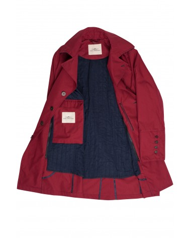 TRENCH-COAT BORDEAUX TOM CLIPPERTOWN®