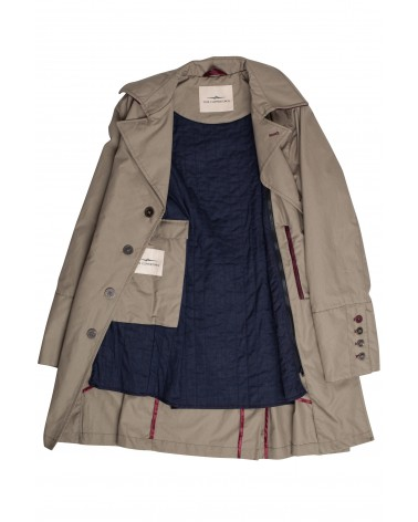 TRENCH-COAT TERRE TOM CLIPPERTOWN®