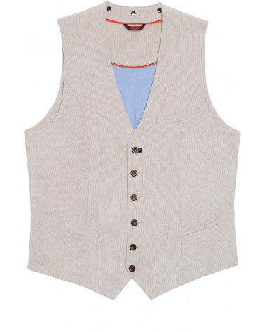 GILET COSTUME CLAIR TOM CLIPPERTOWN®