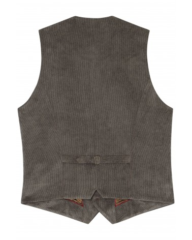 GILET COSTUME TWEED CHINÉ Tom Clippertown ©