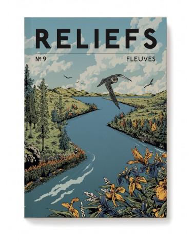 REVUE FLEUVES RELIEFS EDITIONS