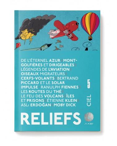 REVUE CIEL RELIEFS EDITIONS